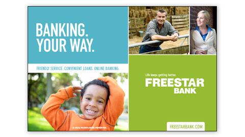 Freestar's Illini HQ Ad